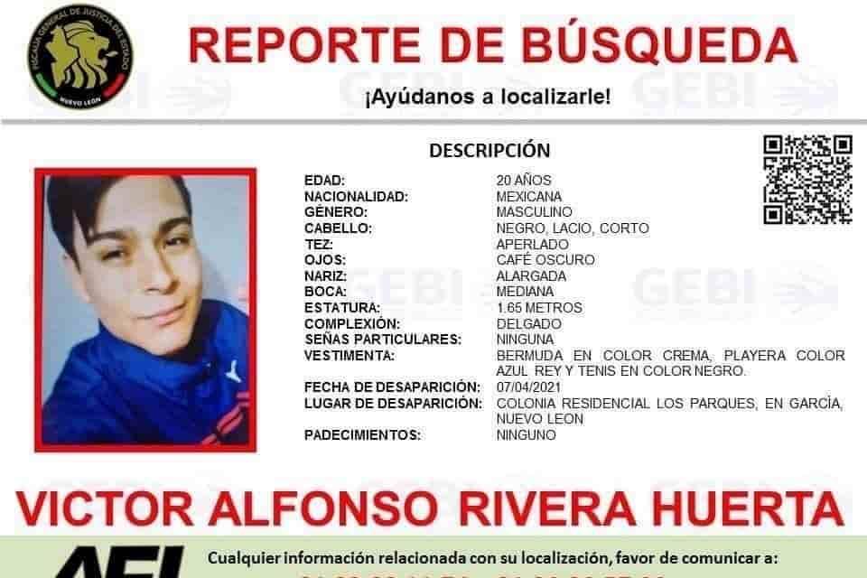 Lograron identificar los cuerpos de los dos jóvenes que murieron calcinados en García y Monterrey