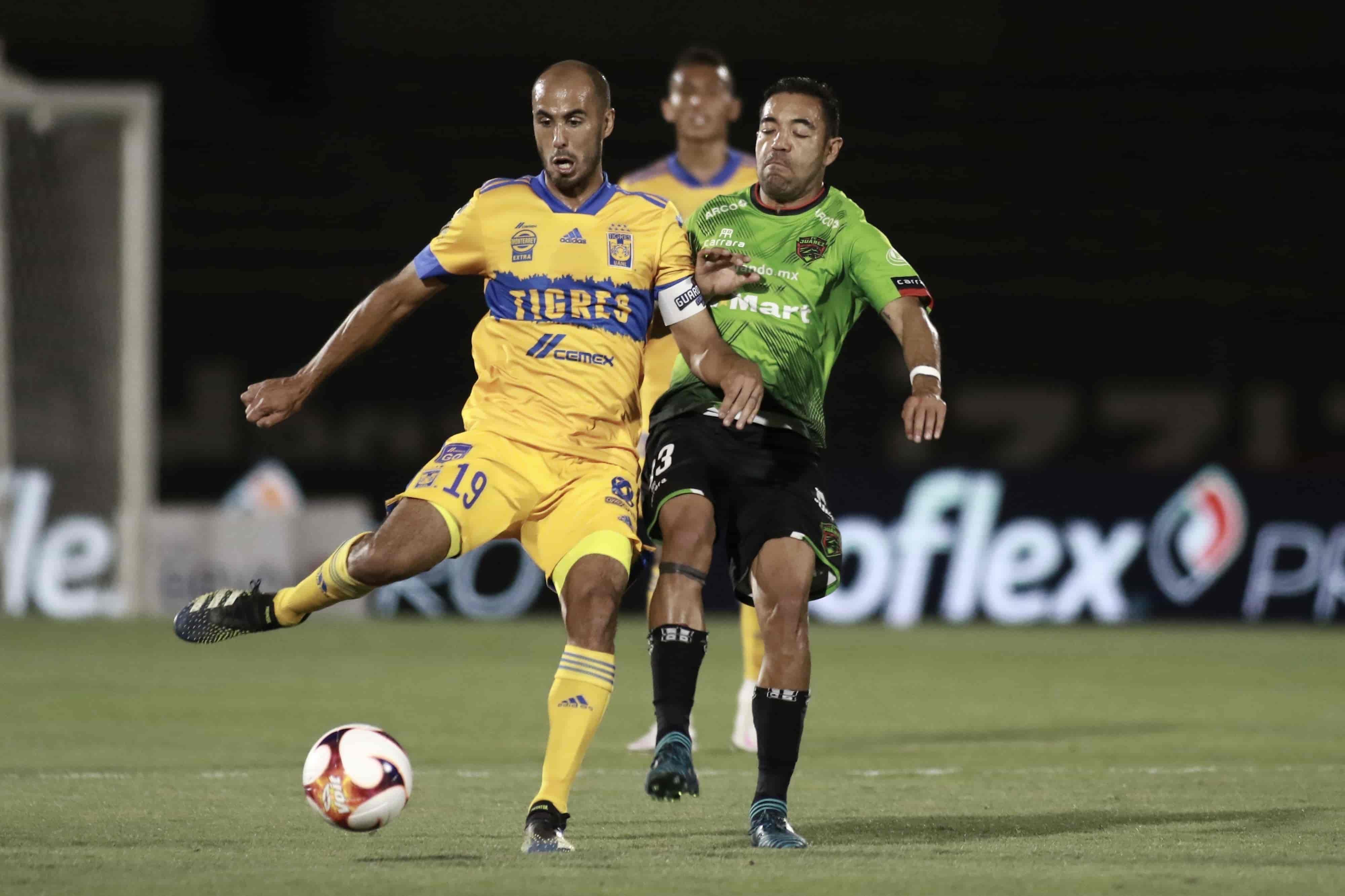 Juárez FC 2-3 Tigres UANL