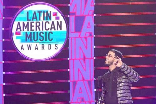 Regresan los Latin AMAs en vivo