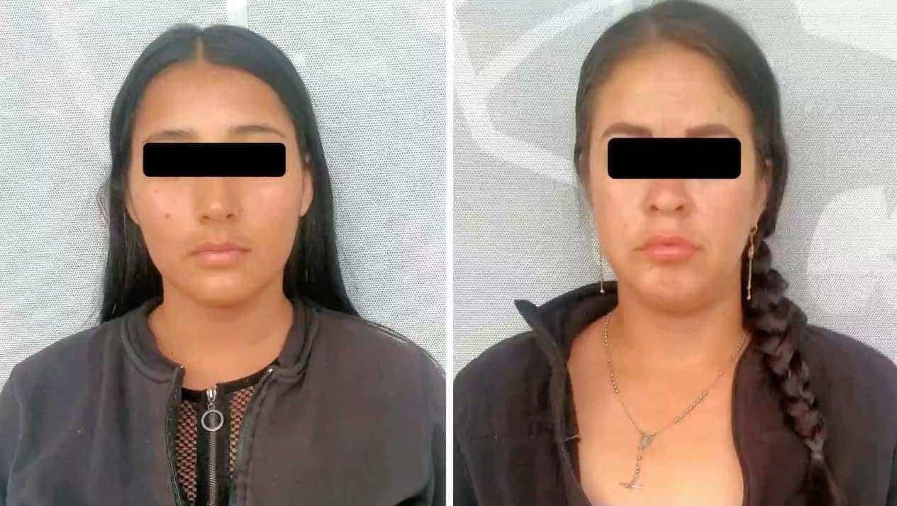 Detuvieron a dos mujeres Colombianas, al ser sorprendida riñendo en la vía pública