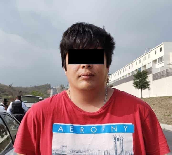 Dos narcomenudistas fueron arrestados por elementos de Fuerza Civil