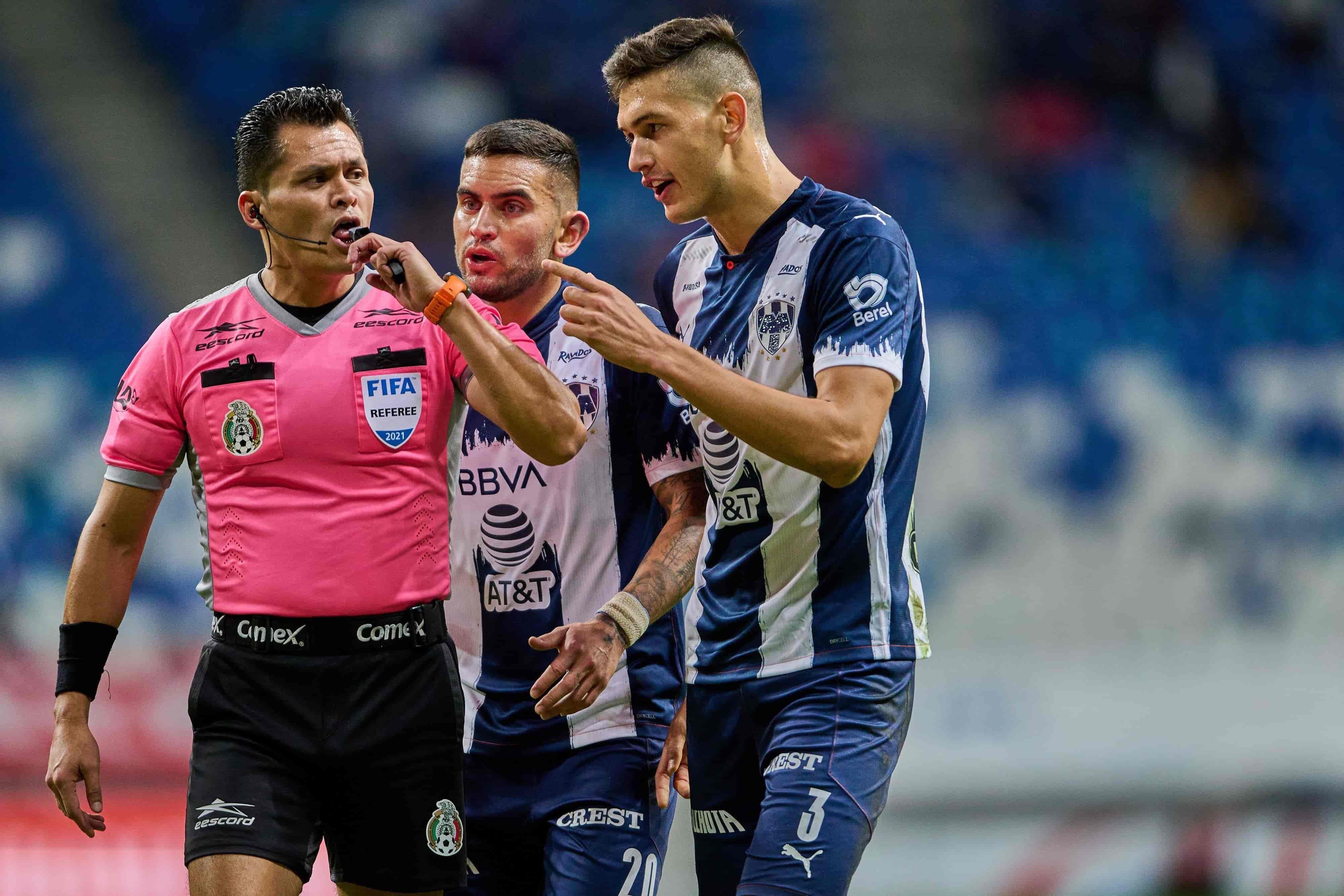 Cae Rayados 0-1 ante Pachuca