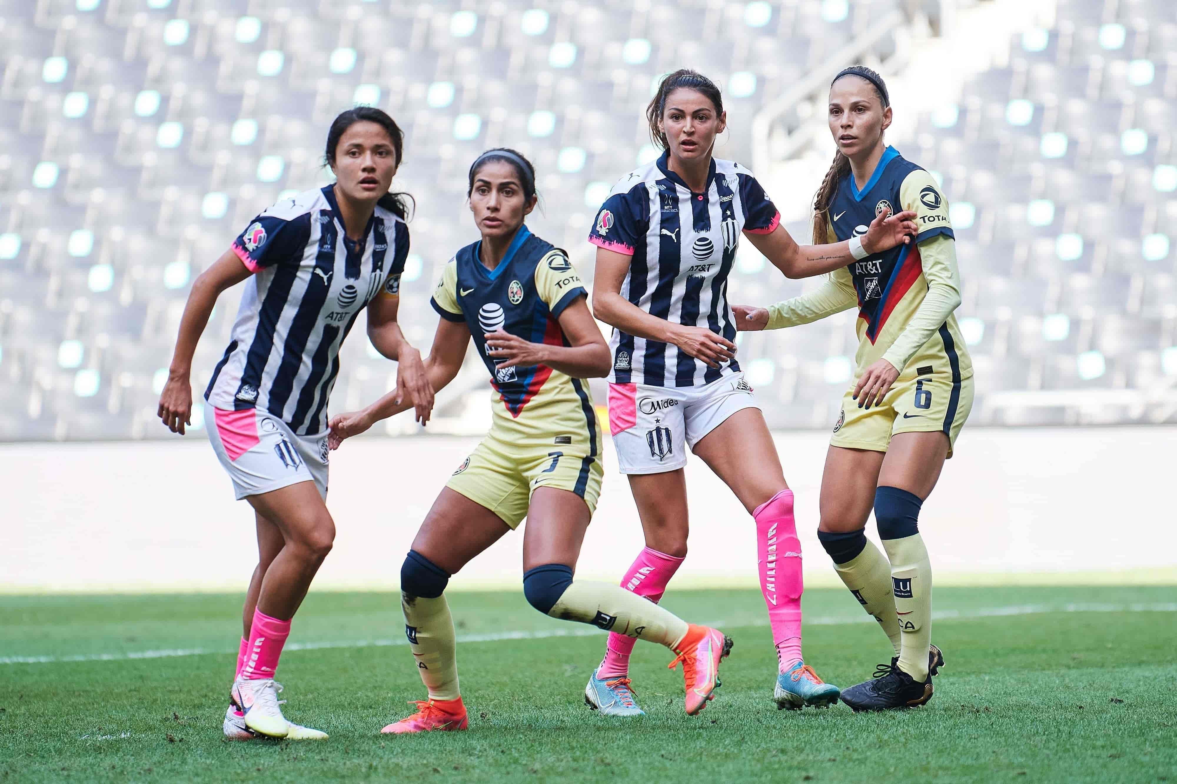 Monterrey 1-1 America
