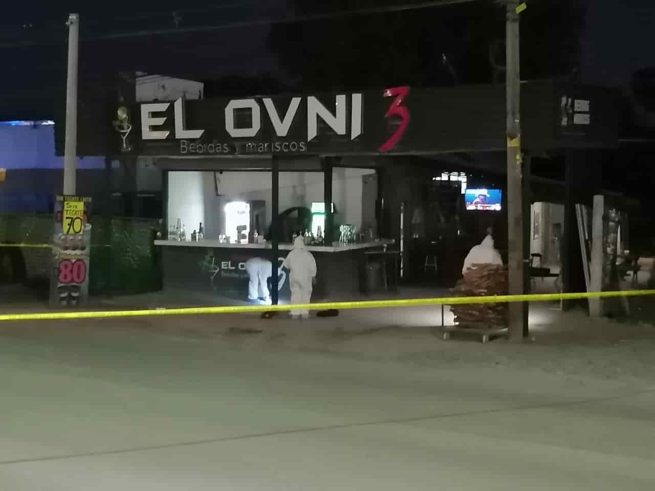 Un trabajador de un local de venta de bebidas fue ejecutado a balazos