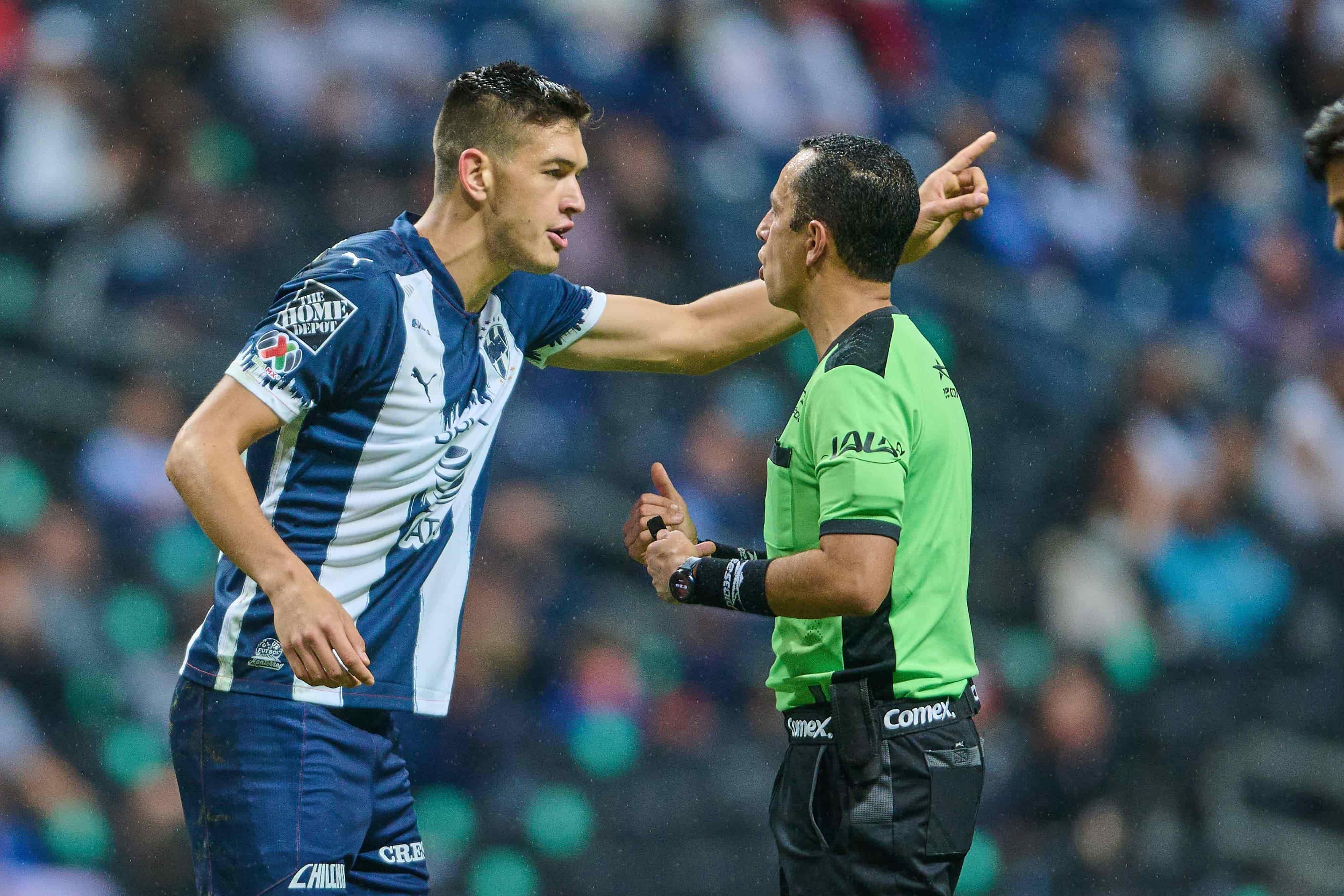 Pierde Monterrey 1-2 contra Chivas