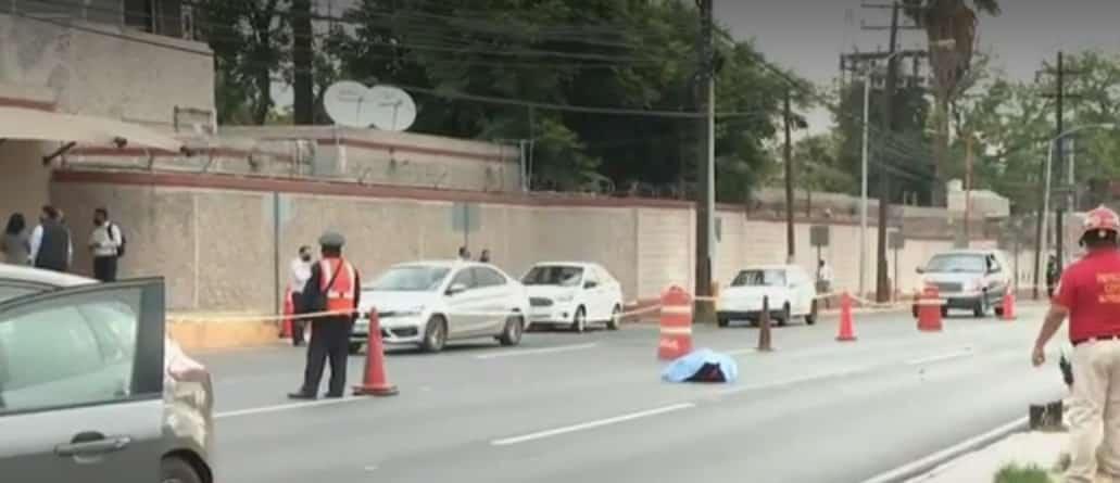 El guardia de seguridad perdió la vida al ser arrollado cuando salía de laborar