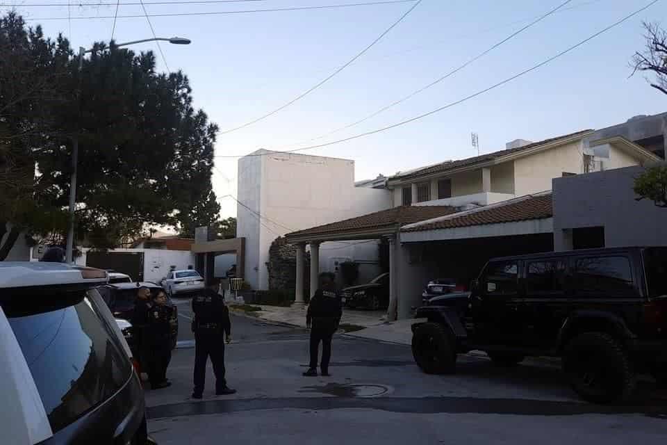 Detuvieron a los autores materiales, del robo cometido en la residencia de Judith Grace