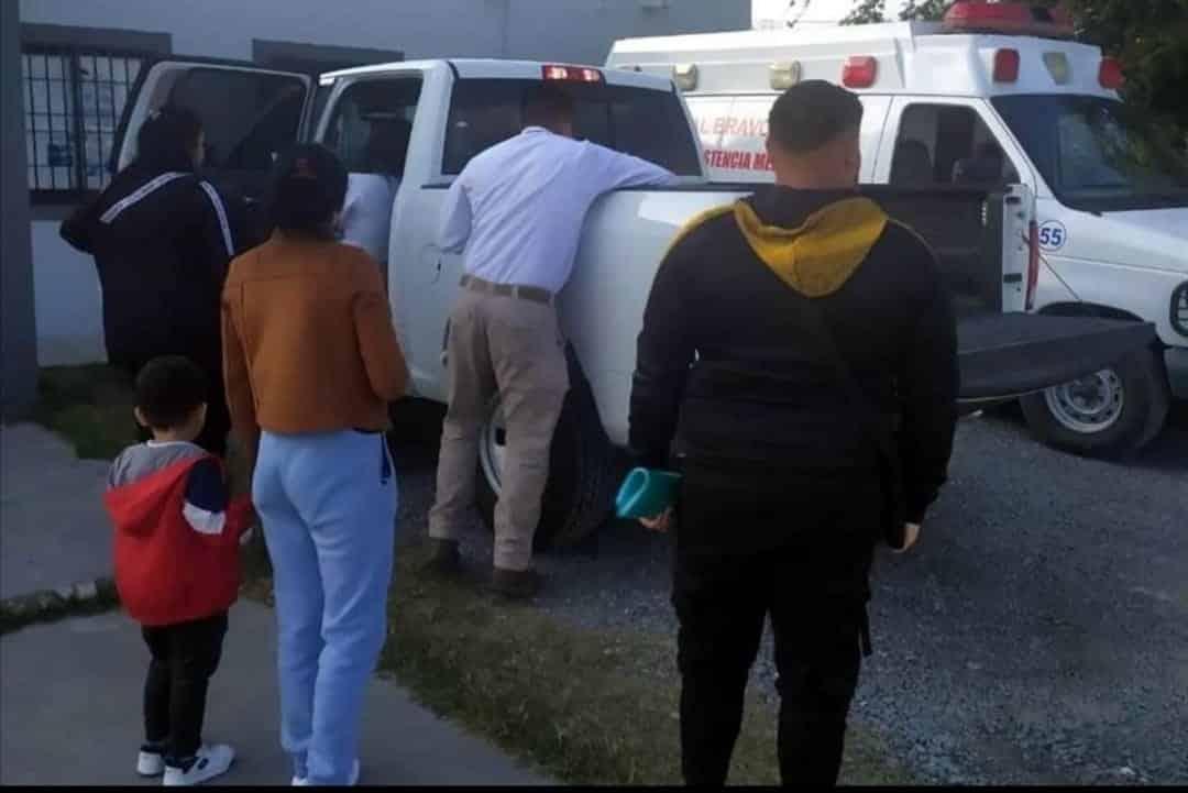 Aseguraron a cuatro migrantes de origen Rumano, que se desplazaban en un vehículo de plataforma