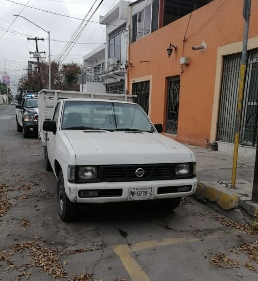 localizaron y recuperaron dos vehículos que tenían reporte de robo