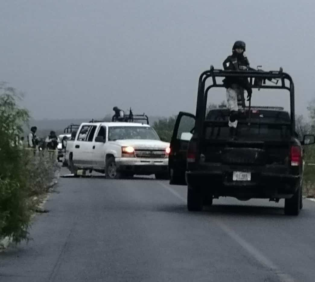 Lograron identificar a los dos pistoleros abatidos, que se enfrentaron con elementos en el municipio de los Herreras
