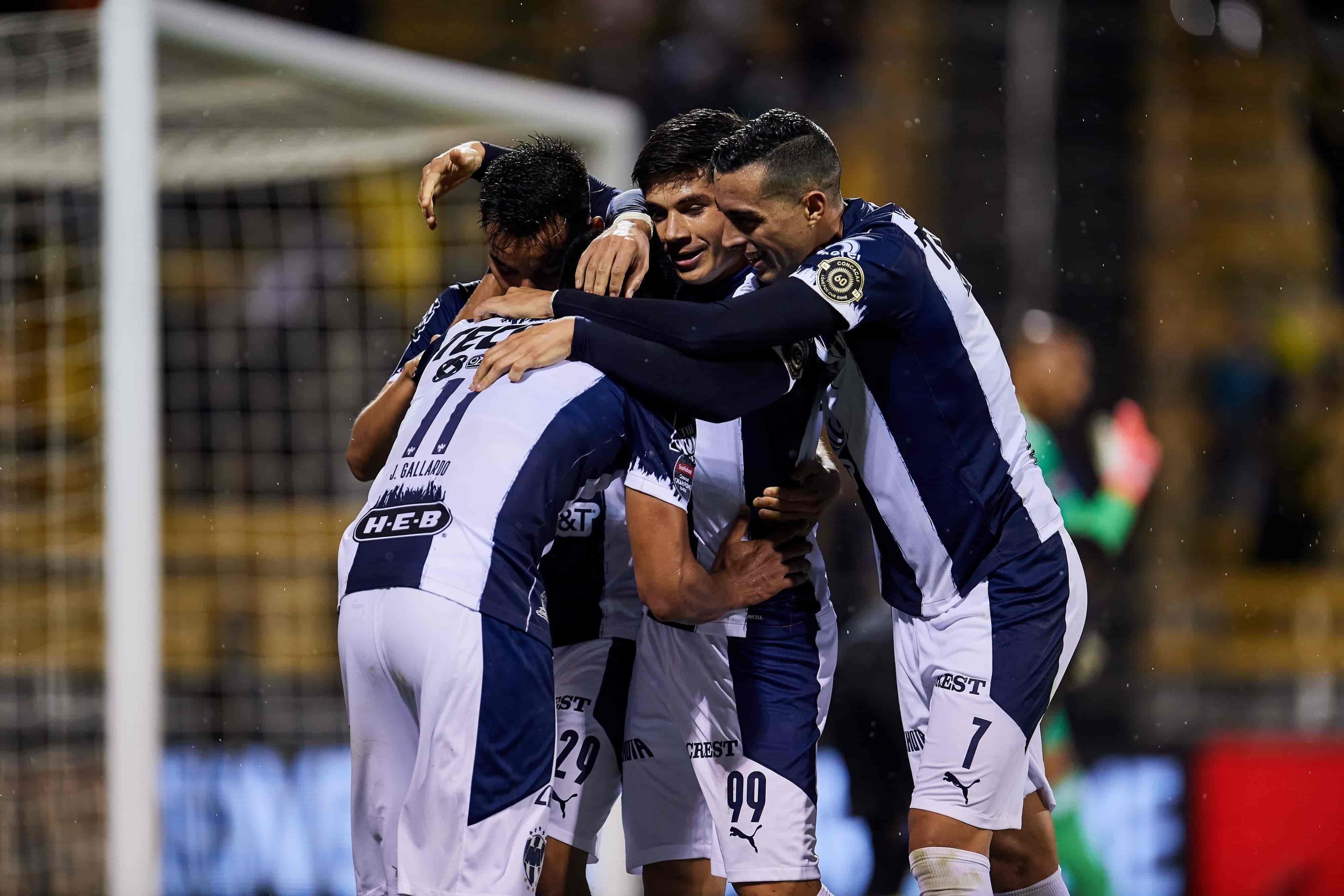 Columbus Crew 2-2 Monterrey
