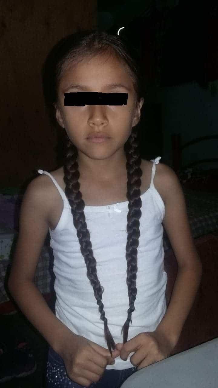 Intensa movilización policiaca causó el reporte de la desaparición de una niña de diez años