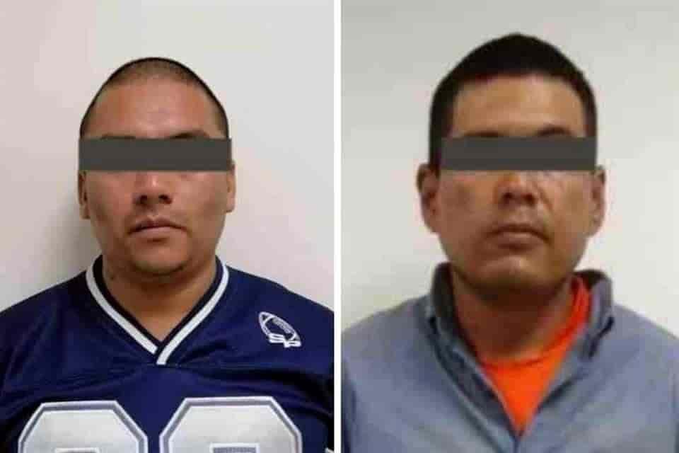 Dos sicarios de un grupo de la Delincuencia Organizada, fueron notificados de una nueva orden de aprehensión