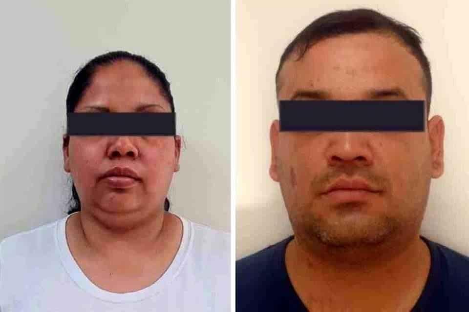 Los dos implicados en el robo en la residencia de Judith Grace, fueron sujetos a proceso penal