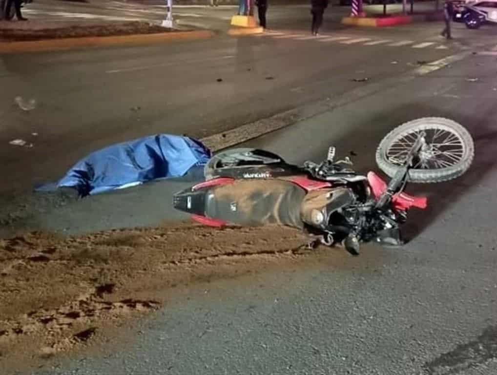 Dejaron en libertad al oficial de la SSP de San Pedro que causó la muerte de un motociclista