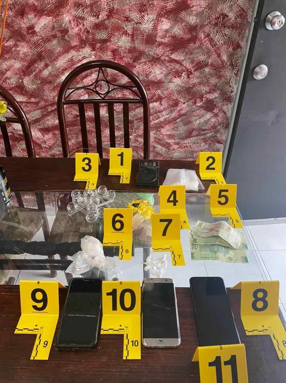 fue detenida una persona y se aseguró droga en el cateo a una casa donde se realizaban actividades de narcomenudeo