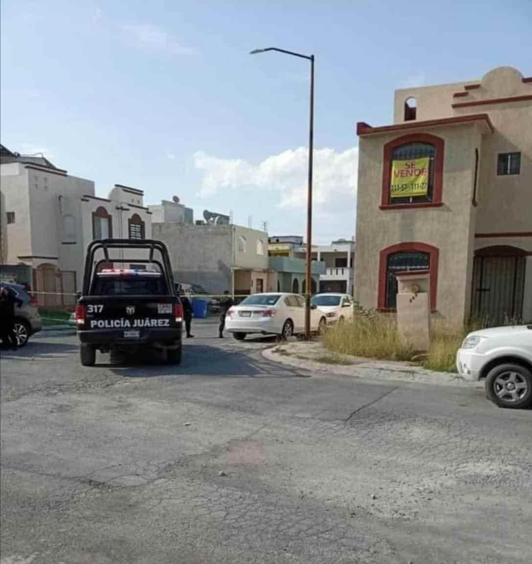 Un hombre fue ejecutado a balazos por delincuentes, en Juárez