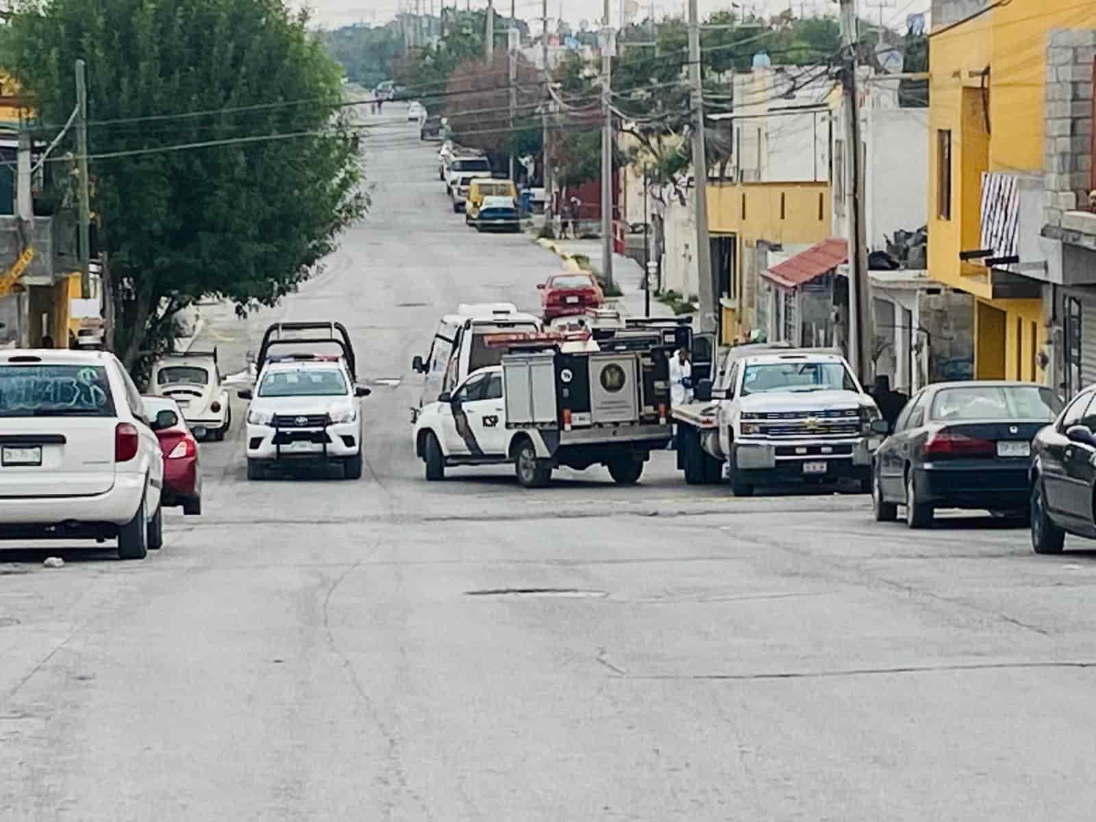 Dos hombres fueron baleados la tarde de ayer en calles de la Colonia Valle Sur