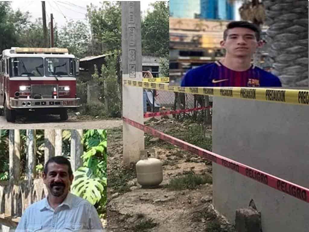 Debido a que no lograron obtener el traslado a un hospital de Galveston Texas, un jovencito del municipio de Allende, falleció debido a las múltiples quemaduras