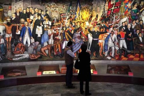 Antes de la Independencia de México, hubo 200 intentos
