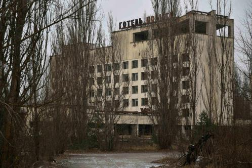 Detectan reacción nuclear en Chernobyl