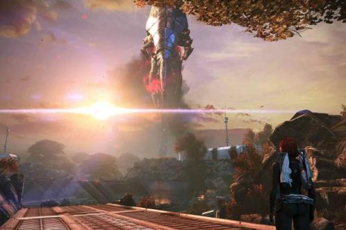 Se filtran nuevas imágenes de Mass Effect Legendary Edition