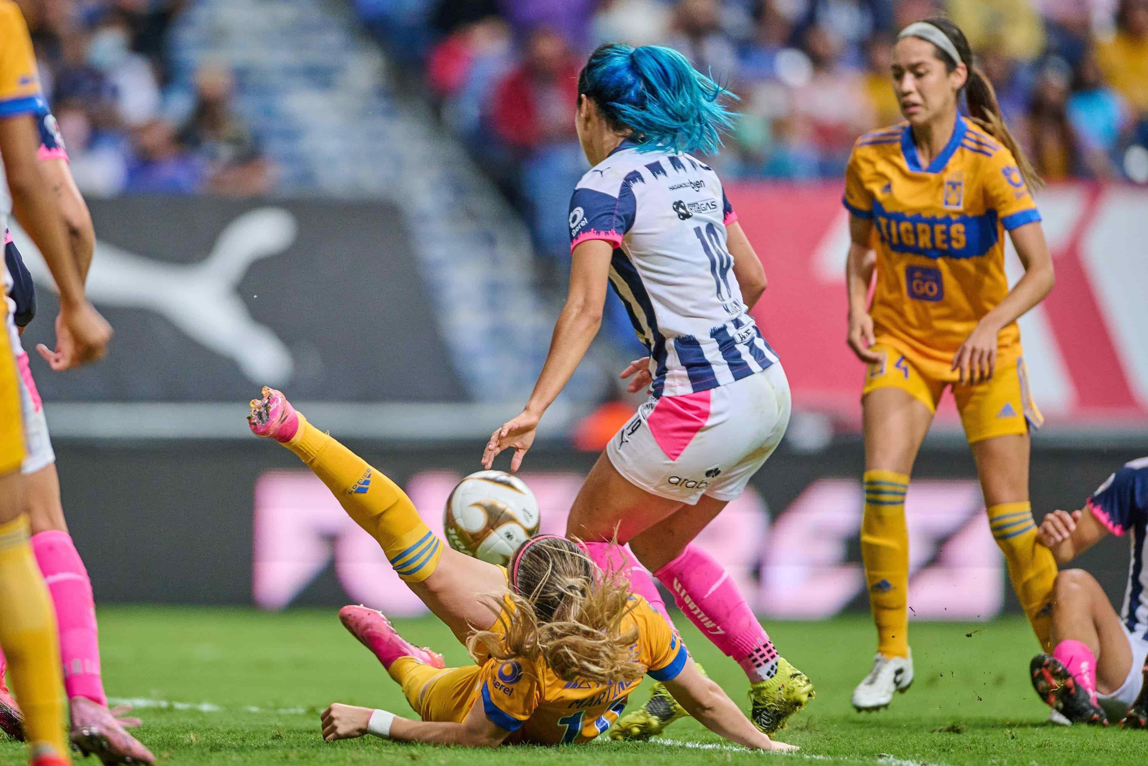 Monterrey 2-2 Tigres