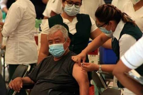 Arrancará vacunación en Guadalupe y Escobedo