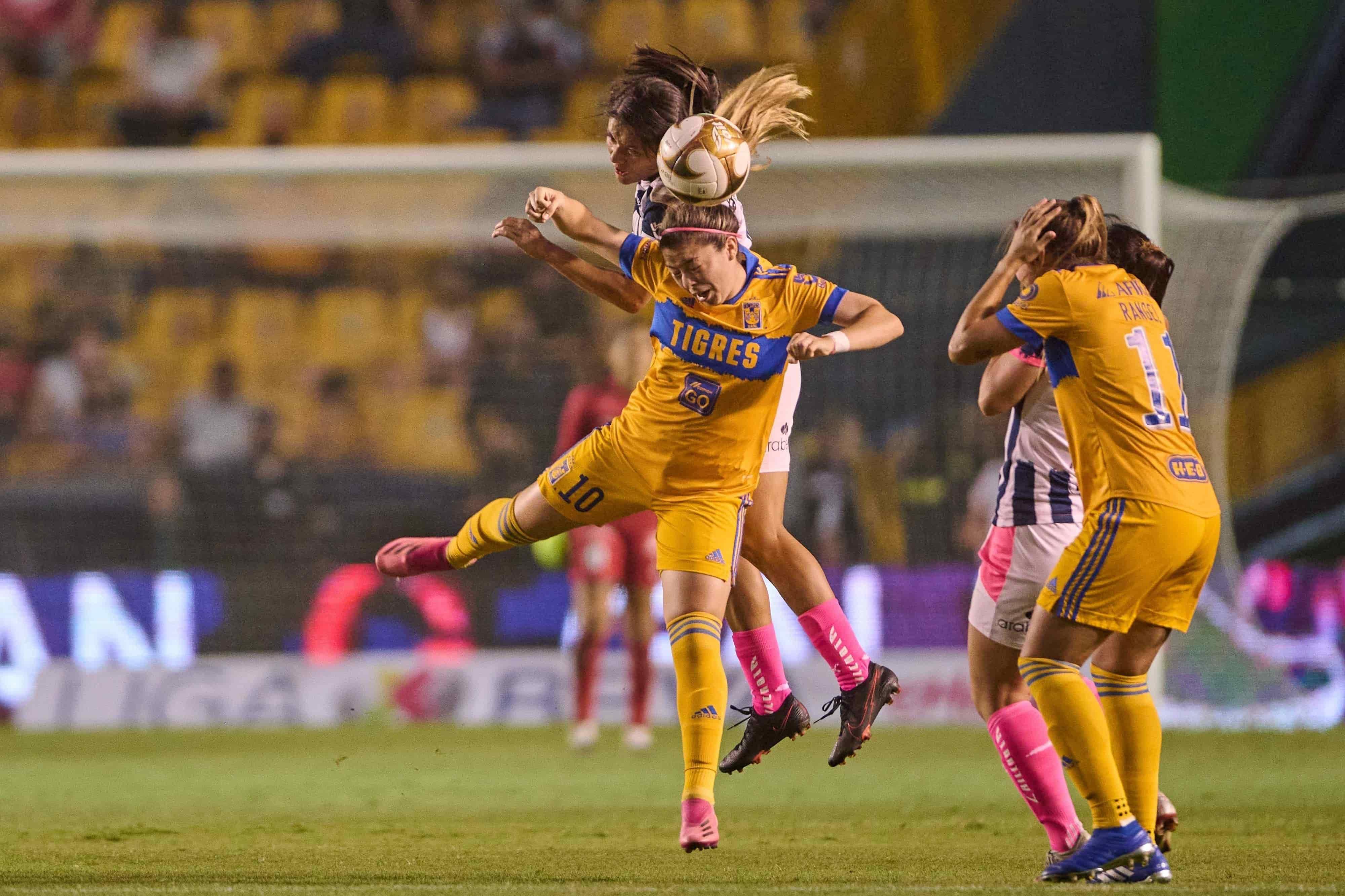 Tigres (6) 4-1 (3) Monterrey