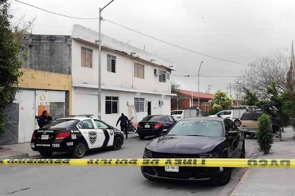 Una riña en el interior de un centro de rehabilitación para drogadictos de Apodaca, terminó en tragedia