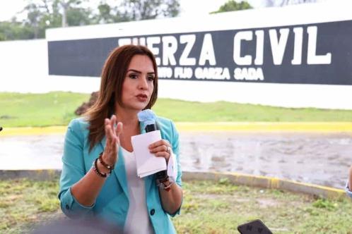 Reestructurará Clara Fuerza Civil