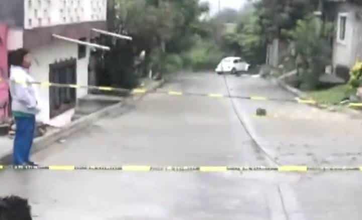 Un peatón falleció al pisar unos cables de energía eléctrica derribados por la tormenta