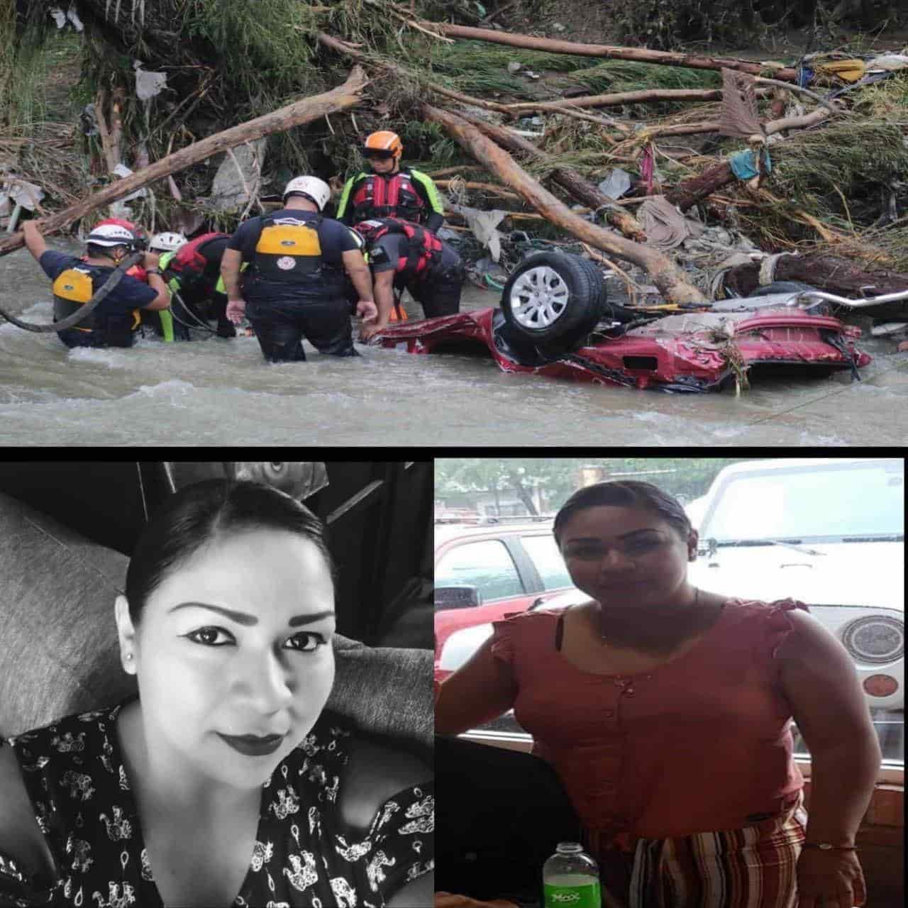 Después que fuera encontrada parte de su ropa, los rescatistas intensificaron la búsqueda de la taxista Tania Michelle