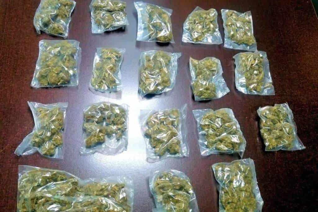 Los narcomenudistas habían implementado su negocio, ofreciendo drogas a domicilio