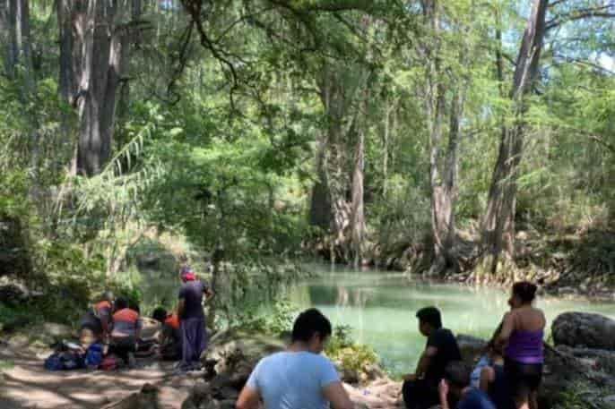 Perdió la vida ahogado en el interior de las aguas del Río Ramos