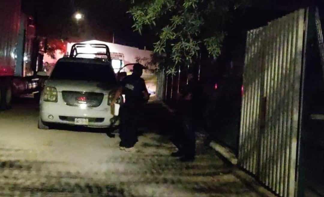 Un presunto delincuente que emboscó a elementos de Seguridad Pública municipal, fue abatido en Cadereyta