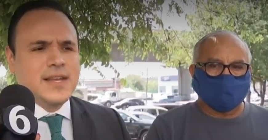 Un Juez de Control de Monterrey, imputó por el delito de lesiones al residente de la Colonia Quinta Colonial, que agredió a un guardia de la tercera edad