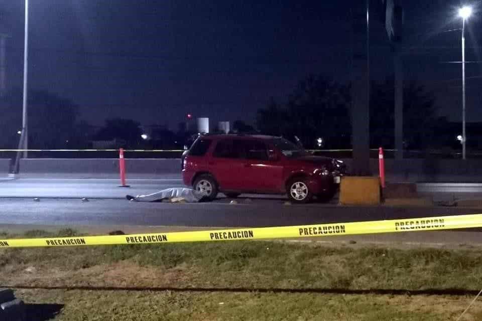 Un ingeniero perdió la vida al sufrir un infarto y estrellar su camioneta