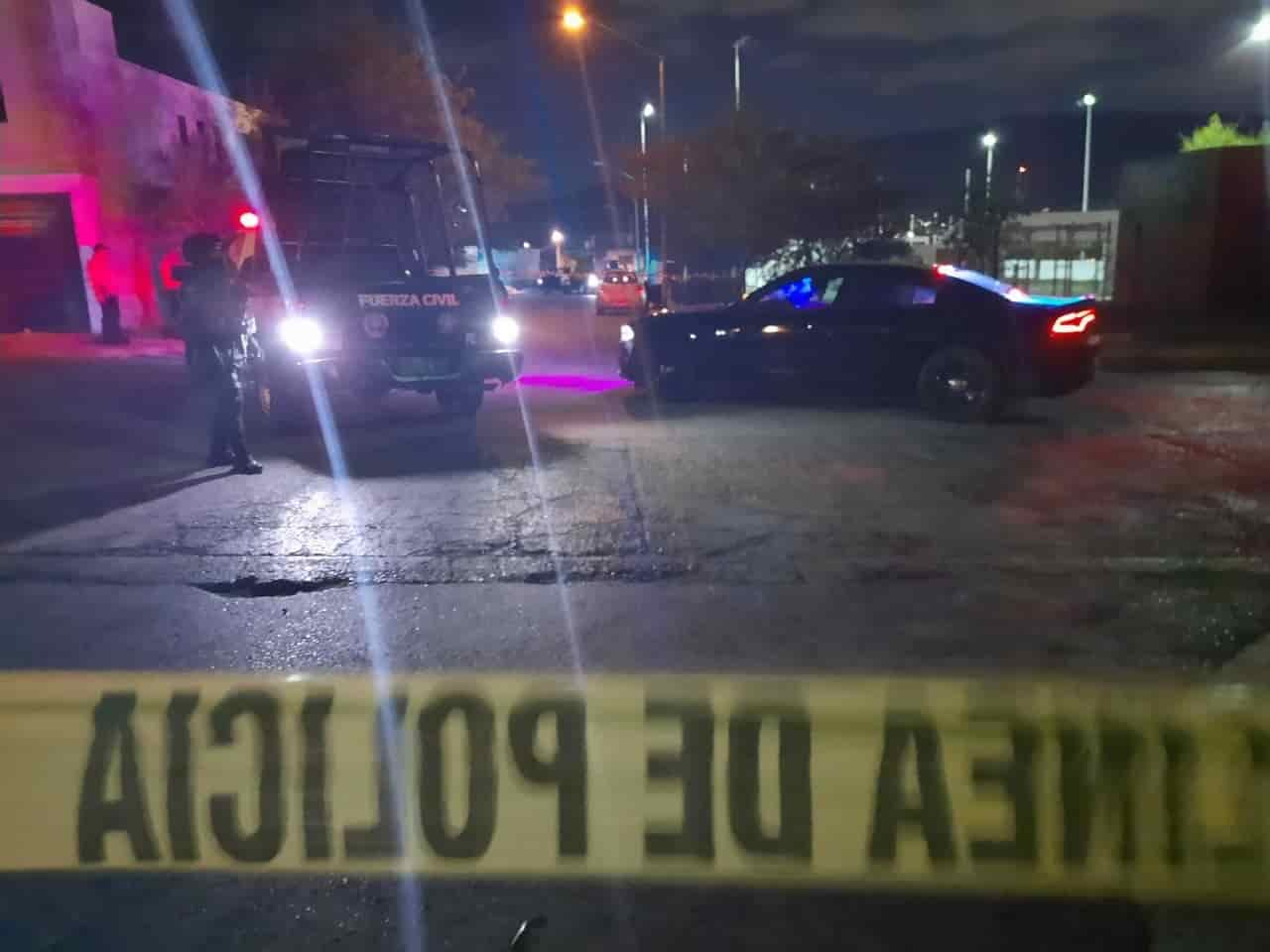 Cuando se encontraban a bordo de un vehículo un hombre y una mujer fueron acribillados a balazos