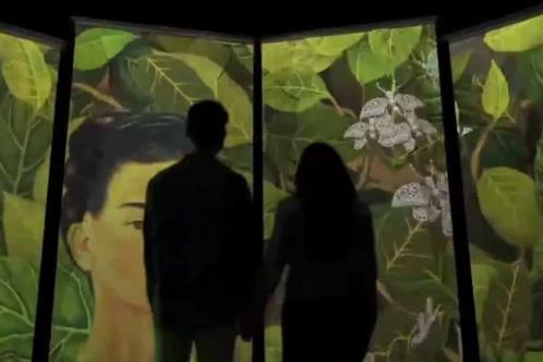 Llega la experiencia inmersiva de Frida Kahlo a México