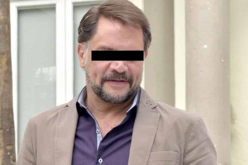 Héctor Parra es detenido por presunto abuso a su hija