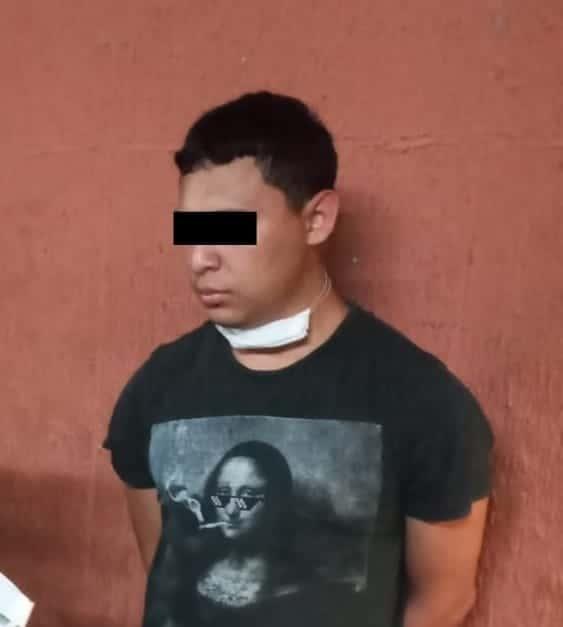 Con diversos golpes resultó una joven luego de ser agredida por su hermano