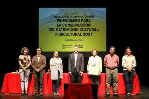 Anuncian a seleccionados de Fidecultural 2021