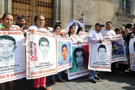 Nada ni nadie detendrá investigación sobre caso Ayotzinapa