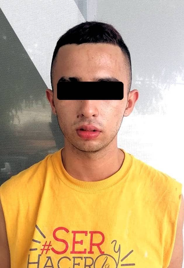 Arrestado tras asaltar una farmacia en la zona centro de Apodaca