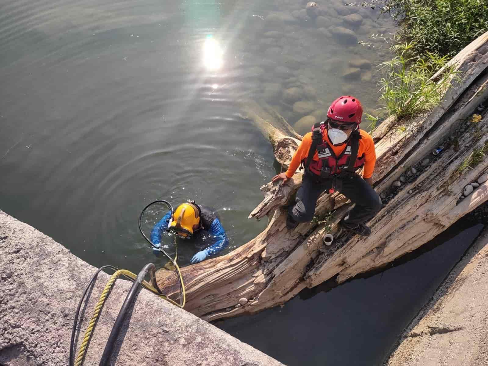 Localizan el cuerpo de un hombre que desapareció al lanzarse a las aguas del Río Ramos