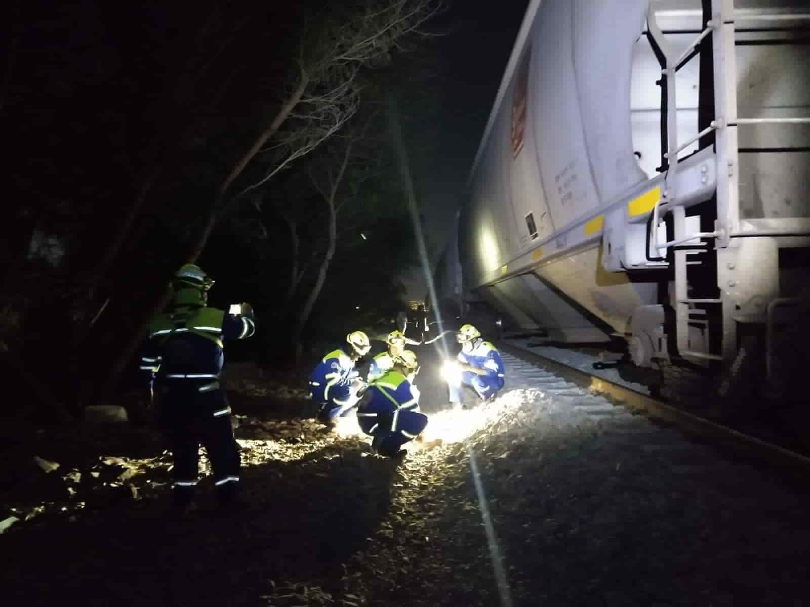 La mujer falleció en la Clínica 7, s unas horas de ser atropellada por el tren