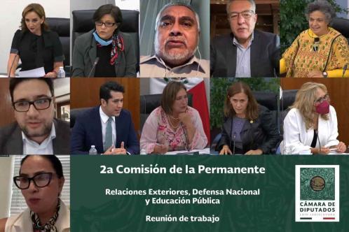 Avalan nombramiento de embajadora de México en Francia