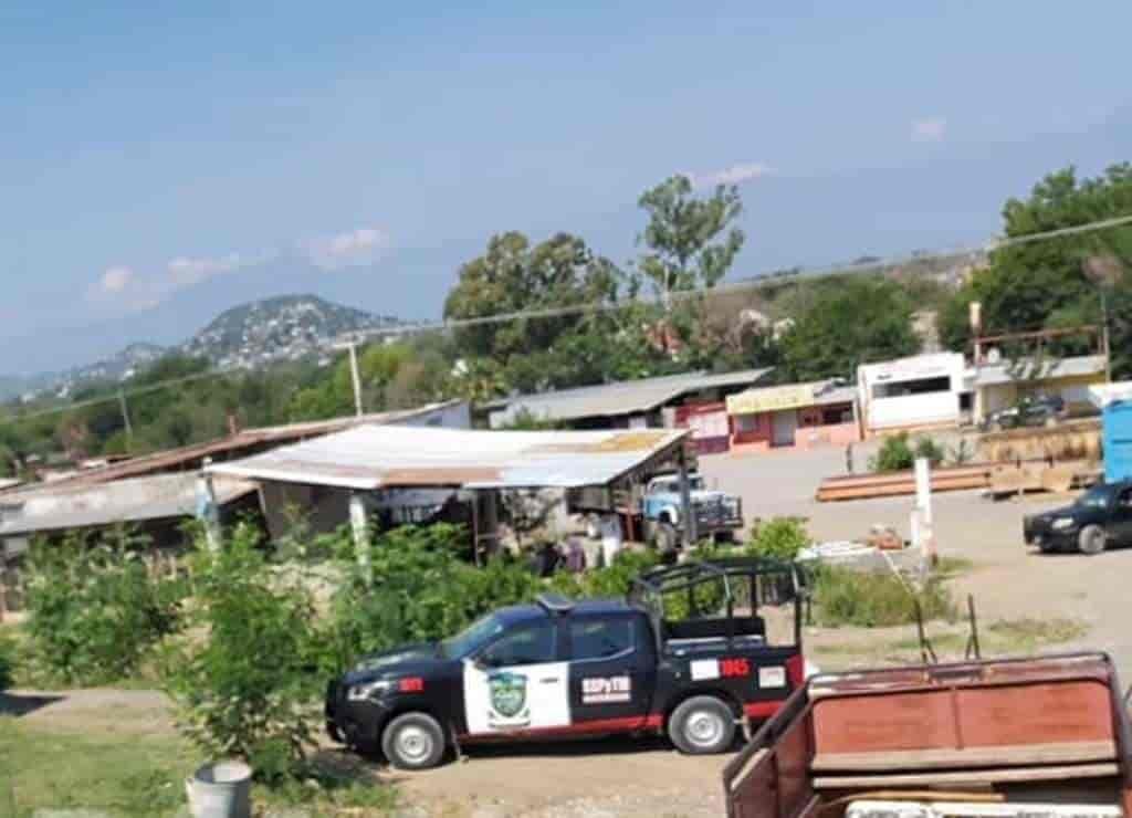 Investiga el caso de un comerciante, que fue encontrado sin vida detrás de las instalaciones de una báscula pública
