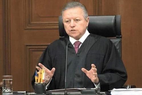 Jueza analiza amparo a Ley Zaldívar